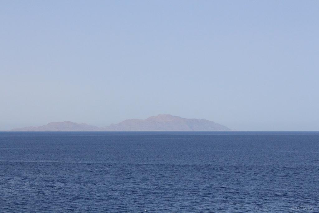 Красное море, горы Синая