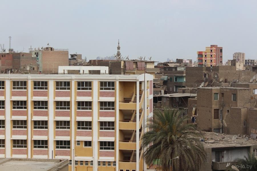 Дома в Каире