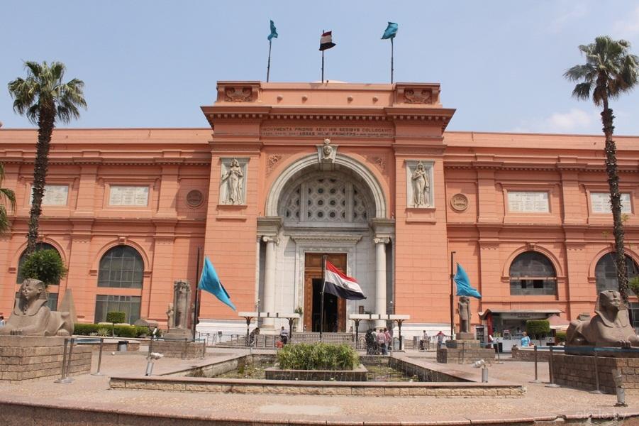 Каирский (Египетский) музей