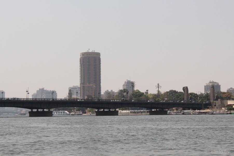 пейзажи берегов Нила