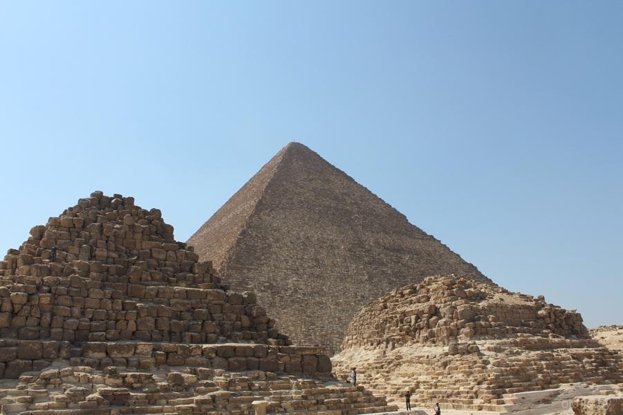 Пирамида Хеопса 2