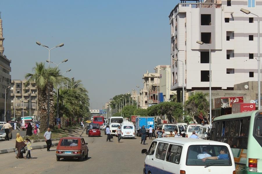 улицы Каира 1