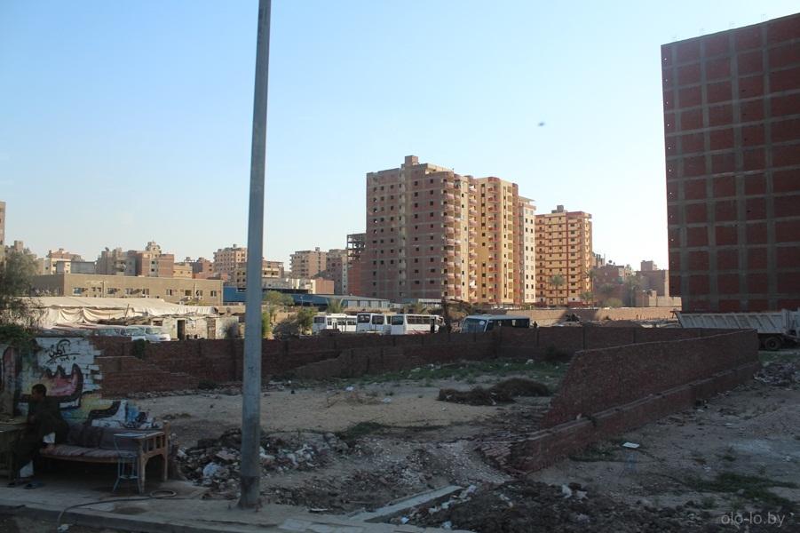 Трущебы Каира 2