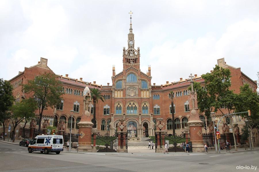 больница Святого Павла