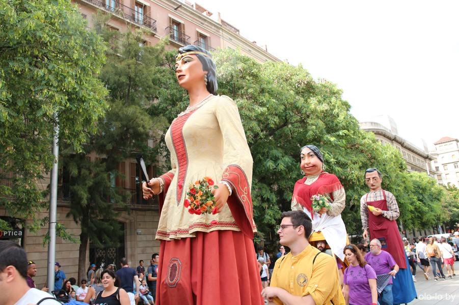 Фестиваль Major de Gracia
