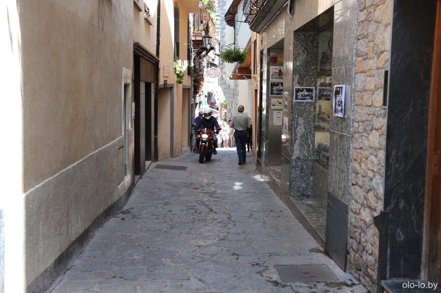 улочки в Андорре-ла-Велье