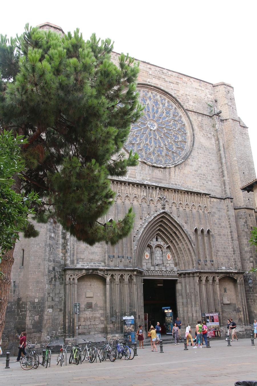 собор Санта Мария дель Пи