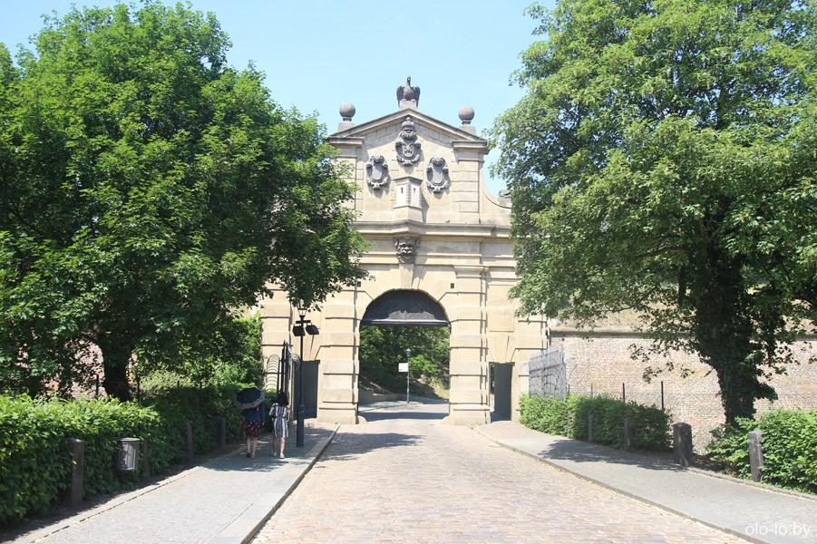 Ворота Леопольда, Вышеград, Прага