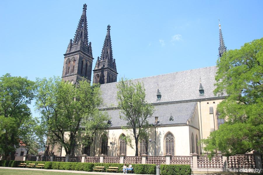 Базилика Святых Петра и Павла, Прага