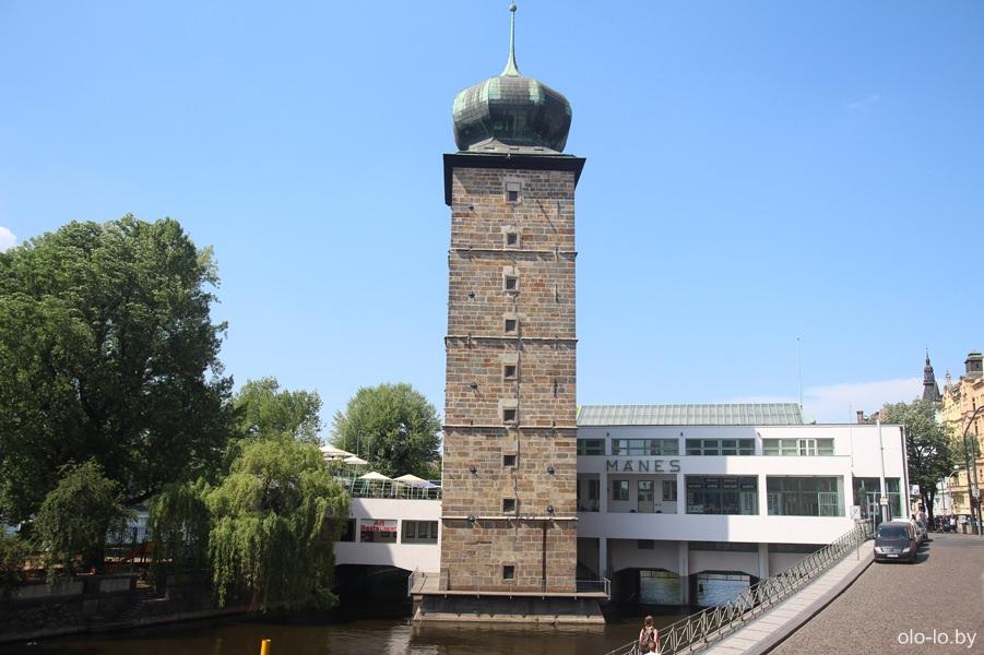 Шитковская водонапорная башня, Прага