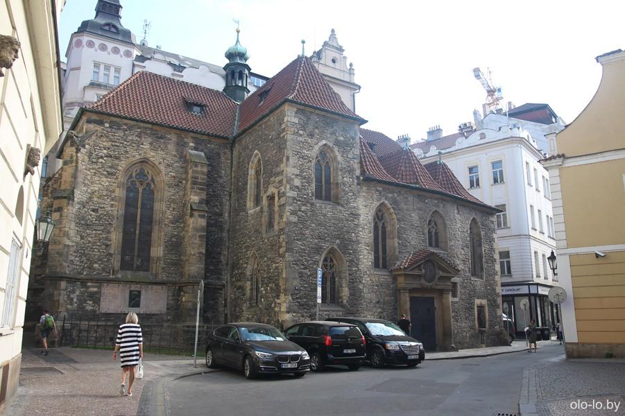 Костел Святого Мартина, Прага