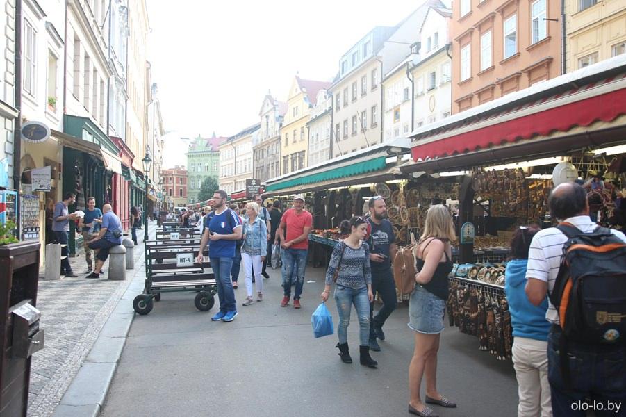 Гавельский рынок, Прага
