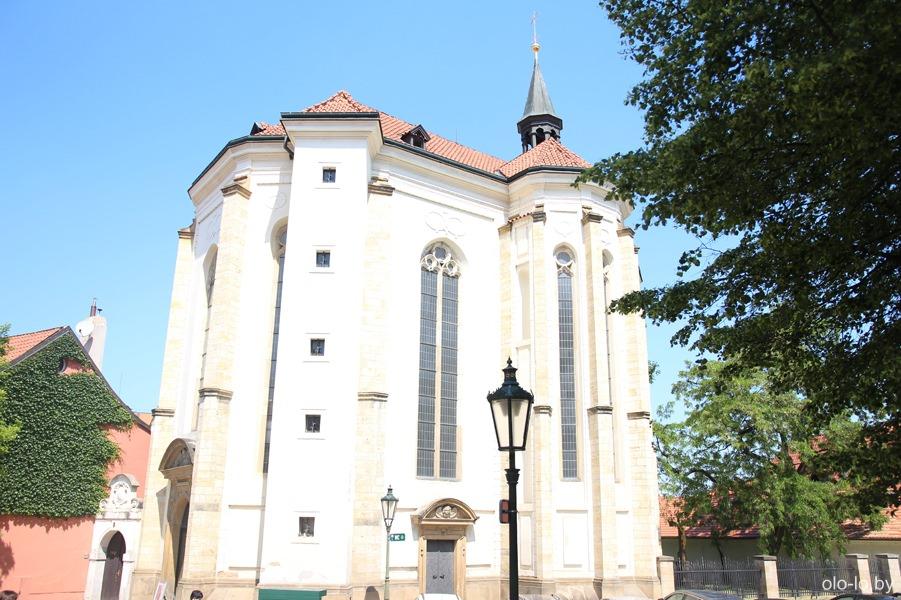 Церковь Святого Роха, Прага