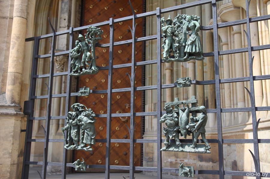 Собор Святого Вита, Пражский Град