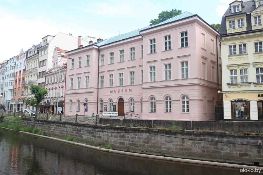 Музей Карловых Вар