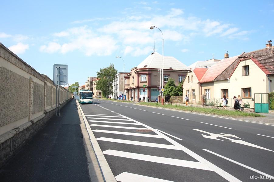Улицы Седлеца, Чехия
