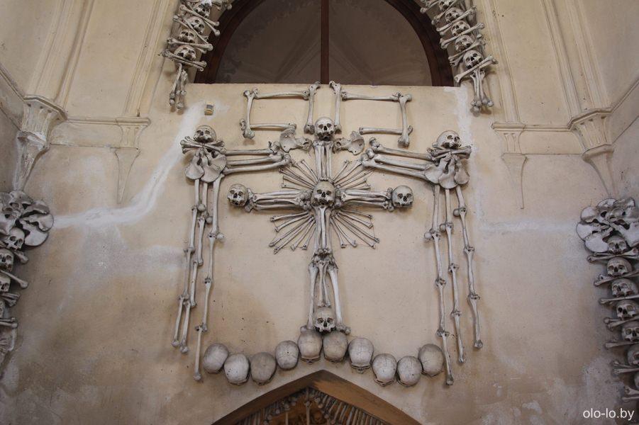 Костница в Седлеце, Чехия
