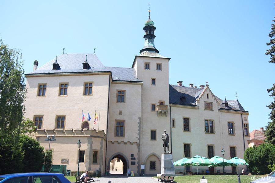 Чешский монетный двор, Кутна Гора