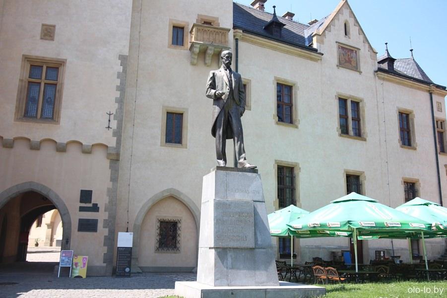 памятник Томашу Масарику, Кутна Гора