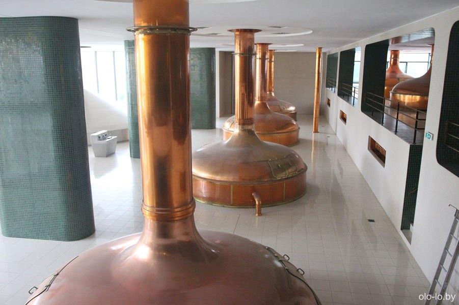 пивоварня Пльзеньский Праздрой