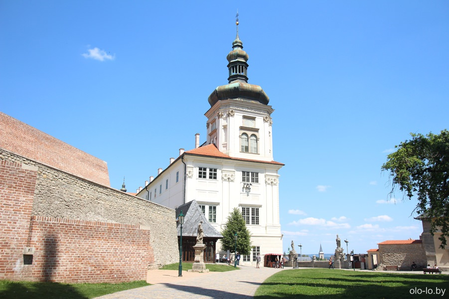 Башня иезуитского колледжа, Кутна Гора