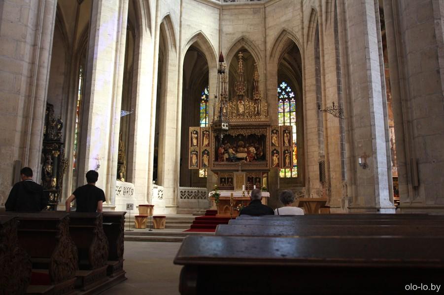 Собор Святой Варвары, Кутна Гора