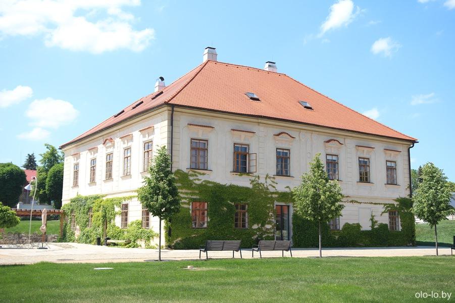 здание в Кутной Горе