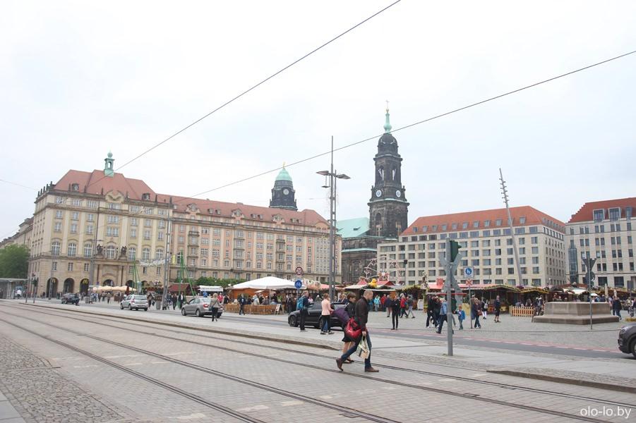 Дрезденская ярмарка