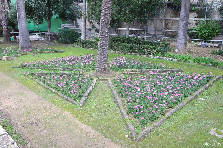 Сады Са Мезон, Флориана