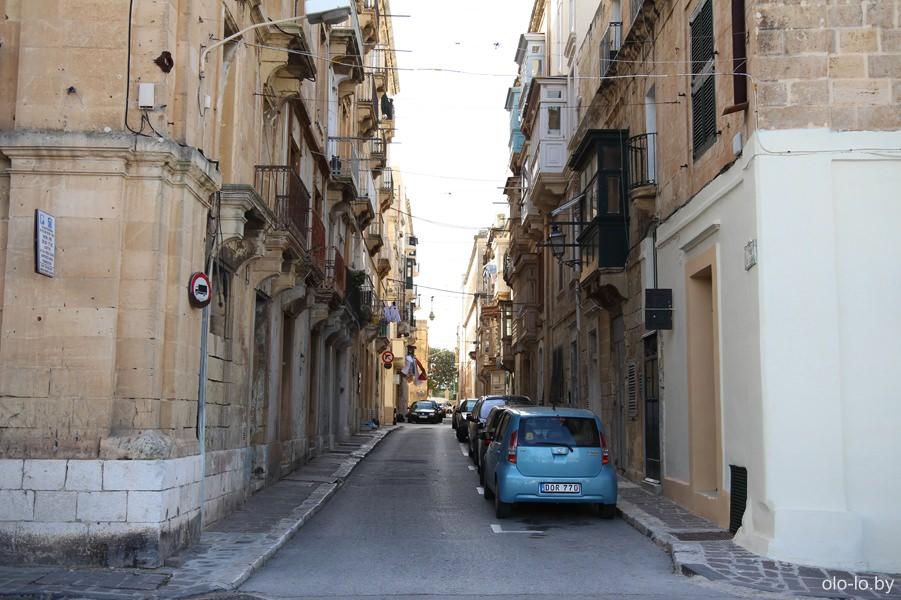 улицы Флорианы, Мальта