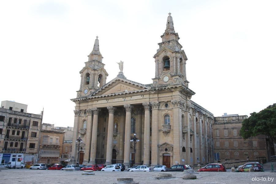 церковь Святого Публия, Флориана