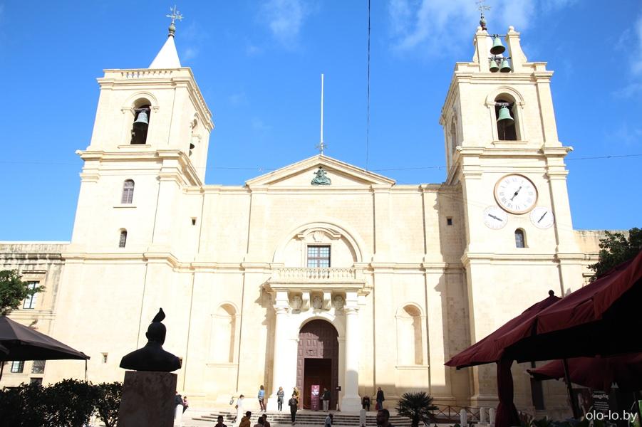 собор Иоанна Крестителя, Валлетта