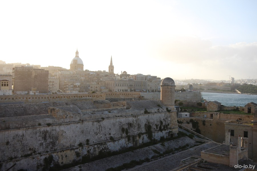 панорамный вид, Валлетта