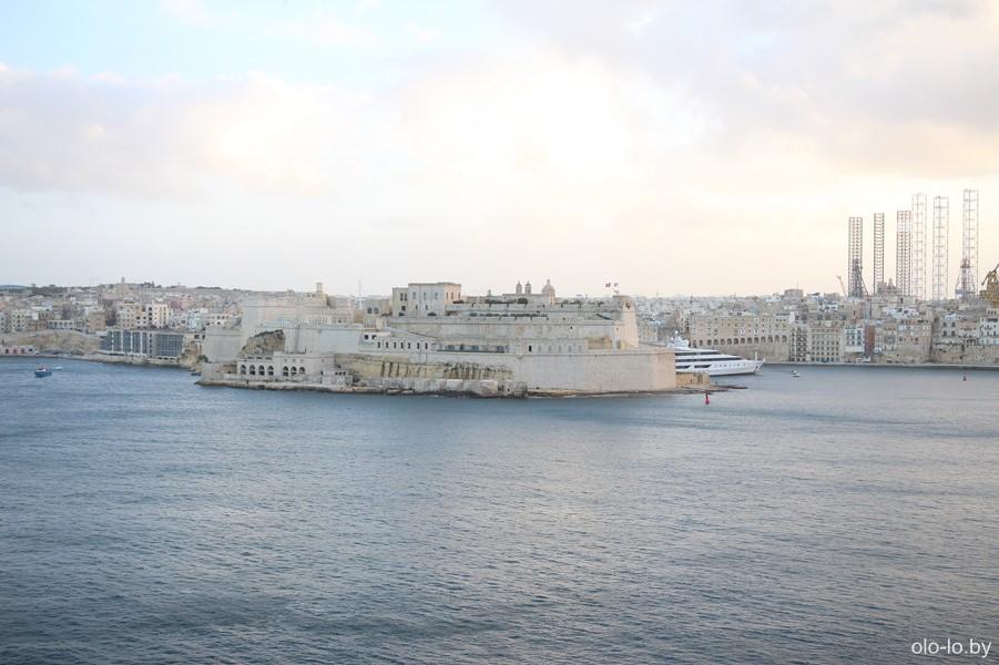 форт Святого Анджело, Валлетта