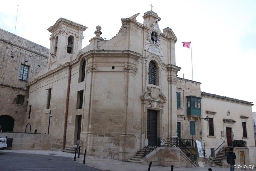 собор Богоматери, Валлетта