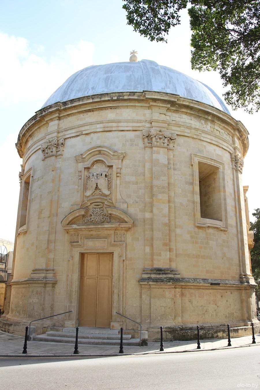 Церковь Саррия, Флориана