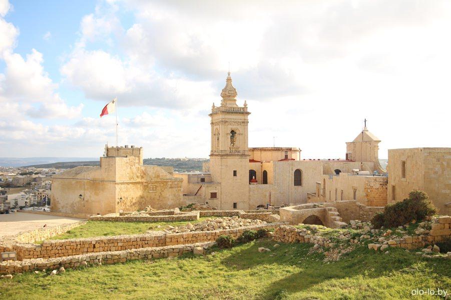 цитадель Виктории, Мальта