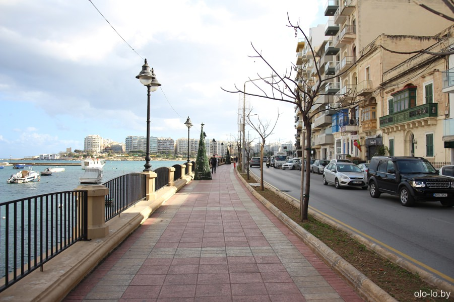 улицы Сент-Джулианса