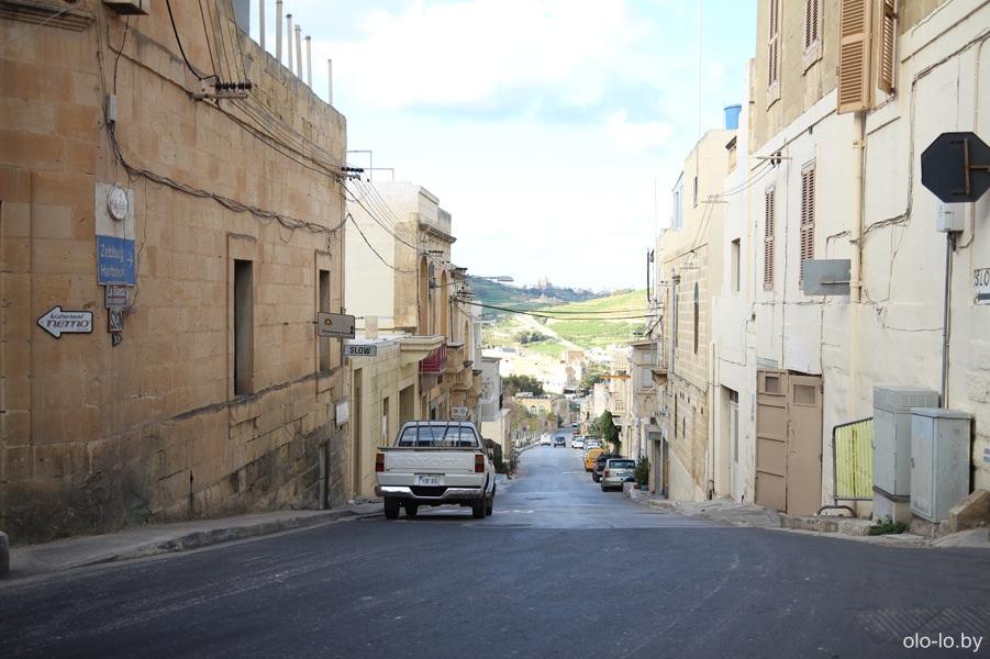 улицы Виктории, Мальта