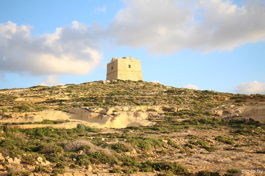 Башня Двейра, Гоцо