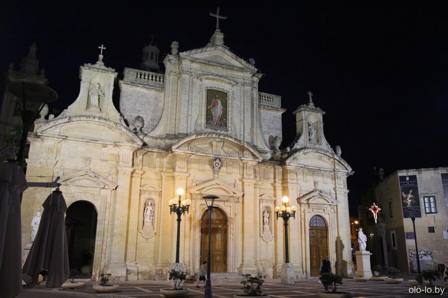 церковь Святого Павла, Рабат