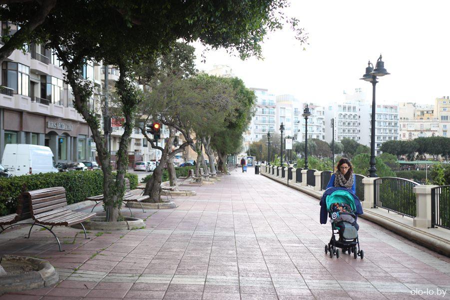улицы Слимы