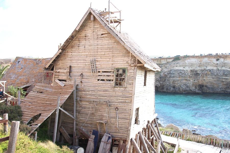 деревня Папая, Мальта