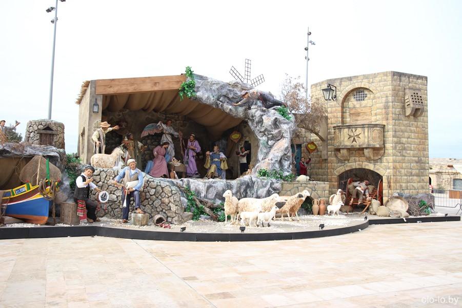 Рождество на Мальте