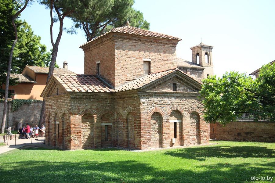 мавзолей Галлы Плацидии, Сан Марино