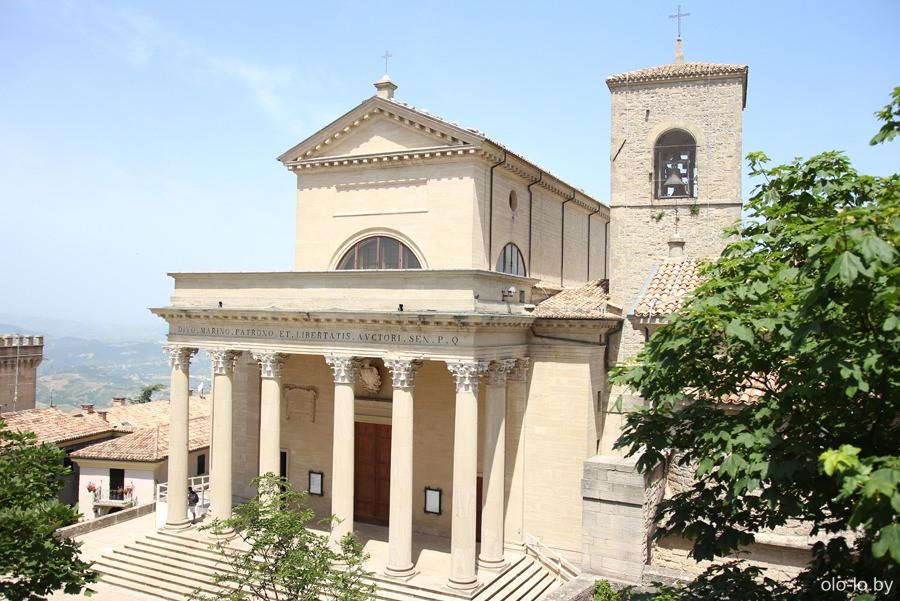 церковь Сан Петро, Сан Марино