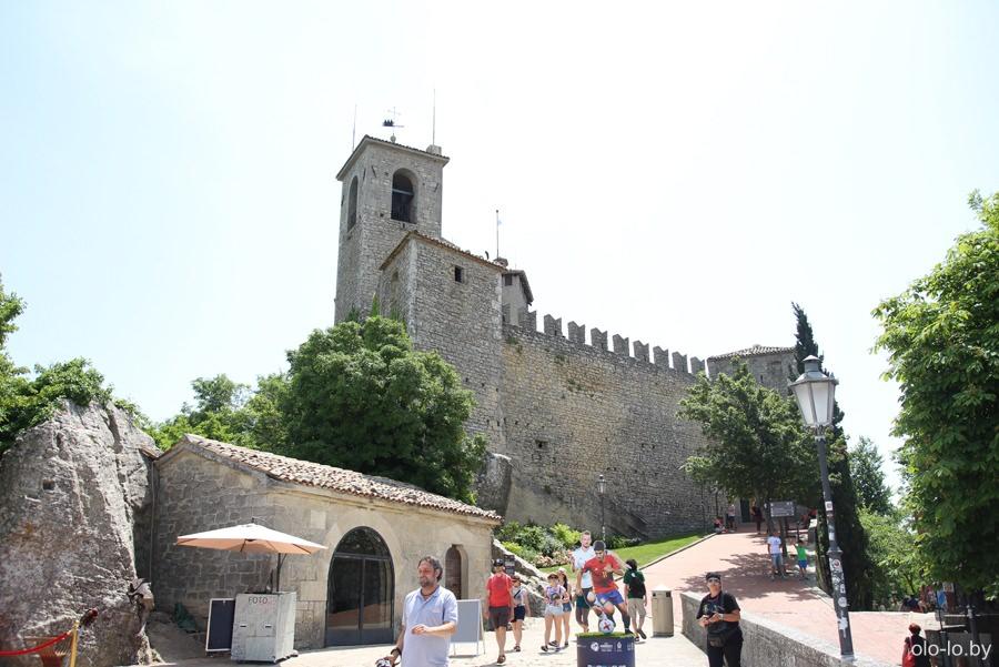 Башня Гуаита, Сан Марино