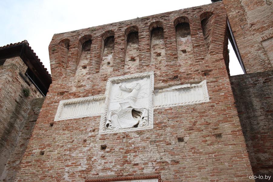 замок Сизмондо, Римини