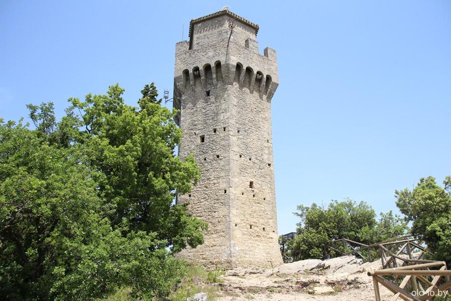 Башня Монтале, Сан Марино