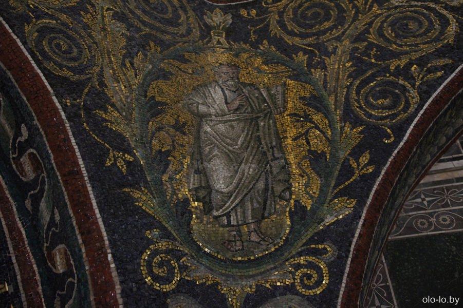 Баптистерий православных, Равенна